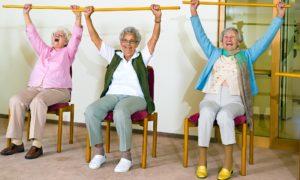 Nursing Homes rehabilitation services