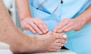Podiatry in Aged Care