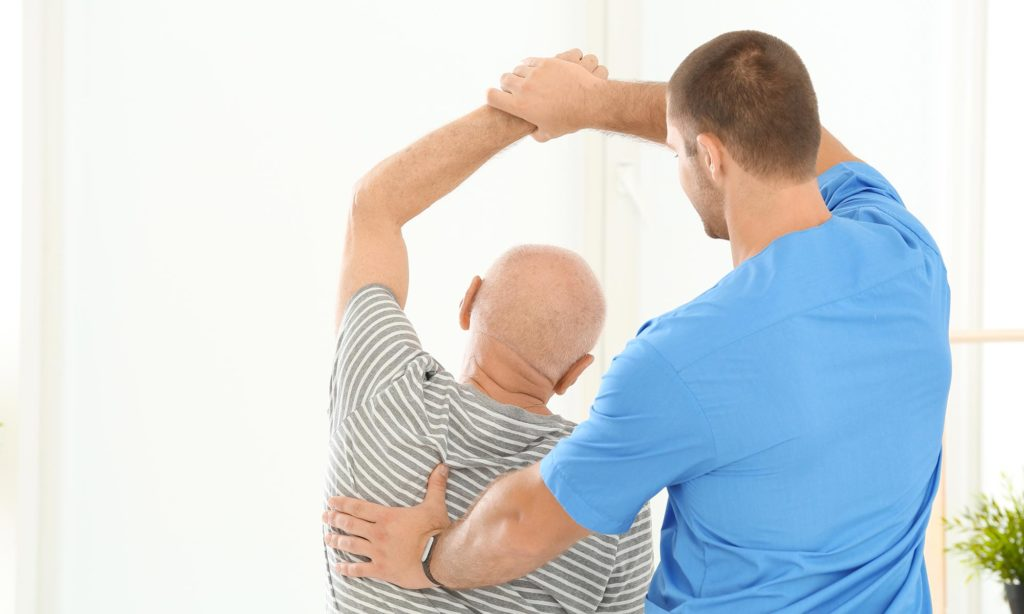Pain management in aged care