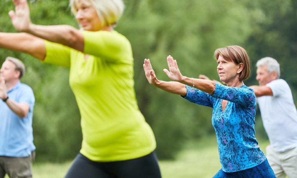 Excercise for seniors